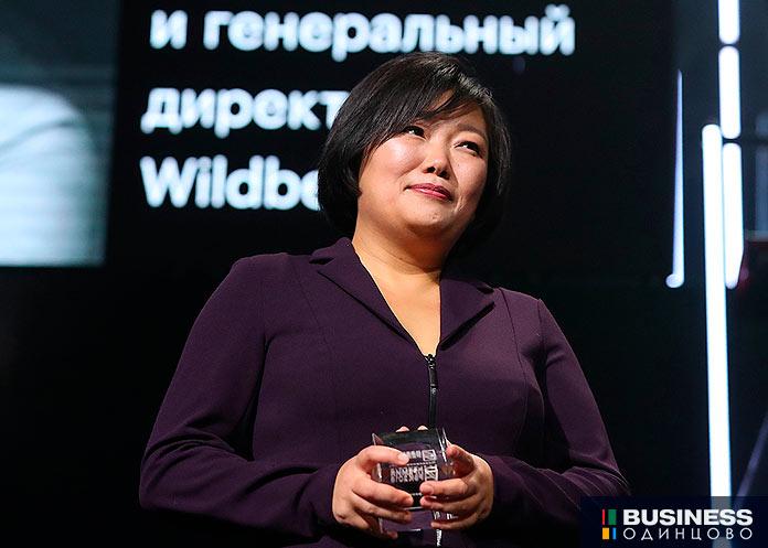 Татьяна Бакальчук - основатель Wildberries / Фото: РБК