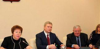 Совет депутатов Одинцовского округа 27 декабря 2019 г.