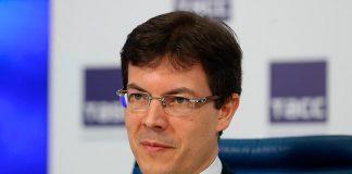 Глава Роскачества Максим Протасов