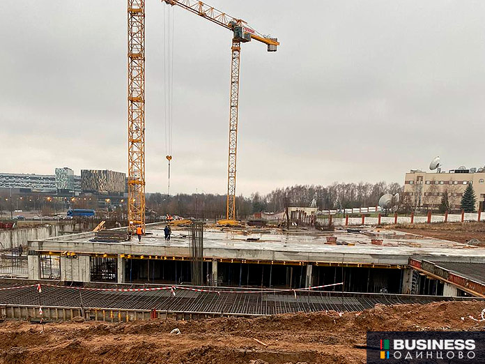 Ход строительства ЖК Stellar City по состоянию на Январь 2020