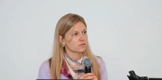 Зампред правления Сбербанка Светлана Кирсанова
