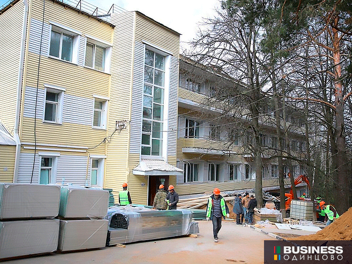 Звенигородский клинический центр восстановительной медицины и реабилитации