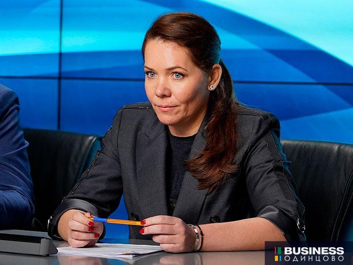 Анастасия Ракова, заместитель мэра Москвы по вопросам социального развития