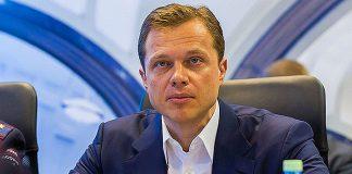 Руководитель Департамента транспорта Максим Лискутов