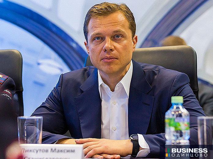 Руководитель Департамента транспорта Максим Ликсутов