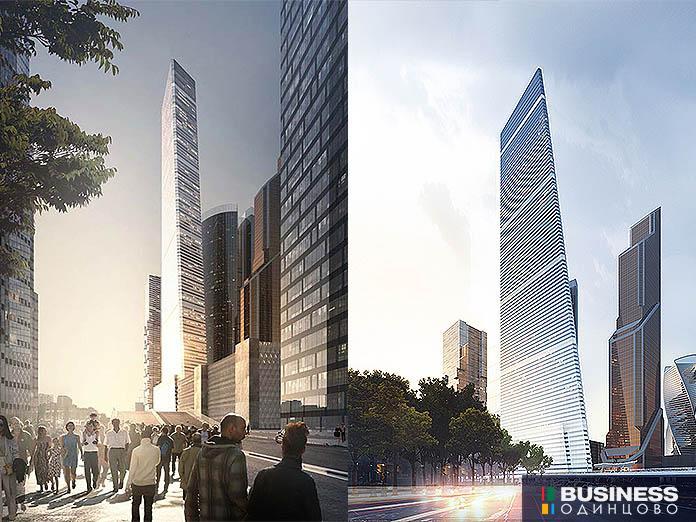 One Tower в Москва-Сити