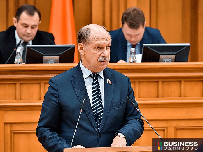 Председатель комитета по вопросам государственной власти и региональной безопасности Мособлдумы Александр Баранов