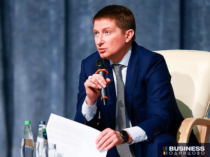 Заместитель председателя правительства Московской области Вадим Хромов