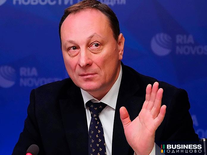 Председатель Национального союза защиты прав потребителей Павел Шапкин