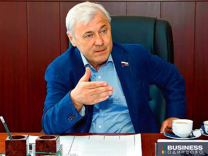 Глава комитета Госдумы по финрынку Анатолий Аксаков