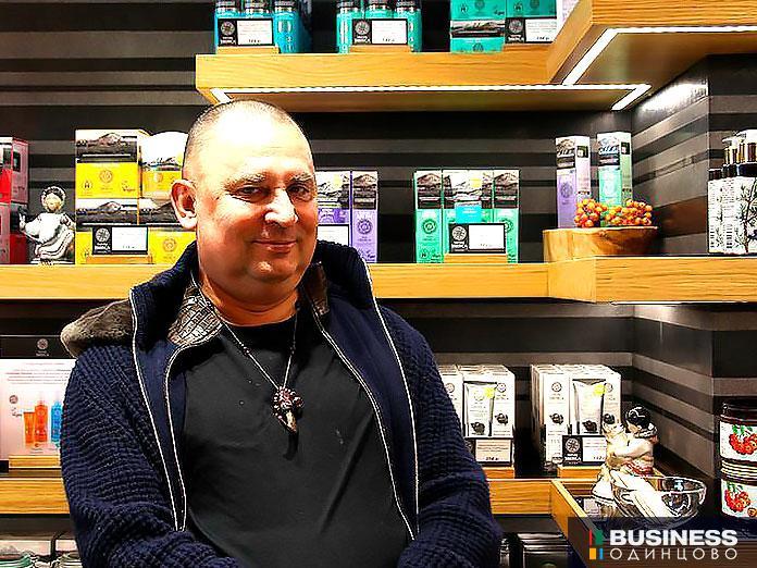 Основатель компании «Первое решение» Андрей Трубников, владелец сети магазинов Natura Siberica