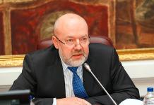 Глава Комитета ГД по госстроительству и законодательству Павел Крашенинников