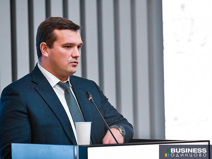 министр строительного комплекса Подмосковья Владимир Локтев