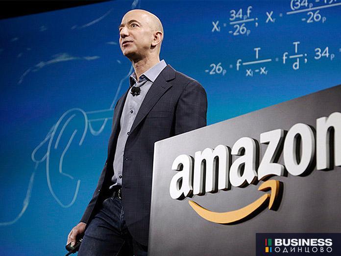 Создатель Amazon - Джефф Безос