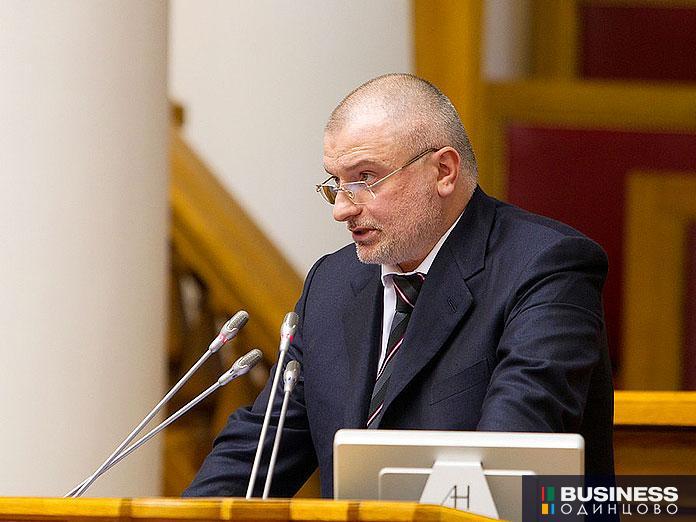 Глава комитета Совета Федерации по законодательству Андрей Клишас