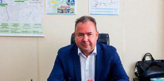 Министр энергетики Московской области Александр Самарин