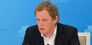 Руководитель Федеральной налоговой службы Даниил Егоров