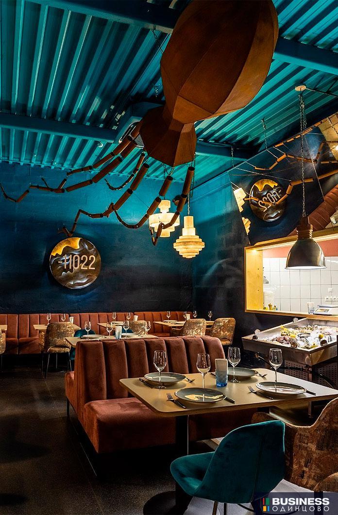Ресторан «Глубина 11022»