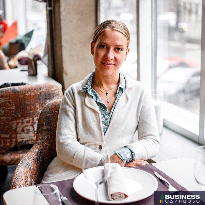Владелица ресторана «Глубина 11022» Алёна Арсеева