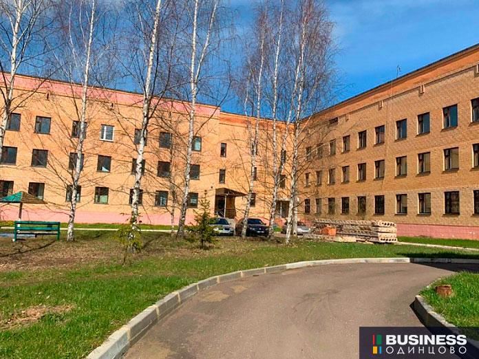 Никольская больница