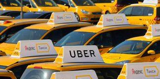 Агрегатор такси Uber