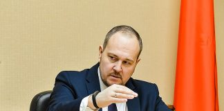 Председатель комитета по вопросам транспортной инфраструктуры, связи и информатизации Олег Григорьев