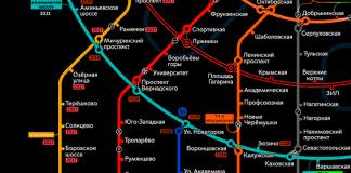 станция метро Внуково