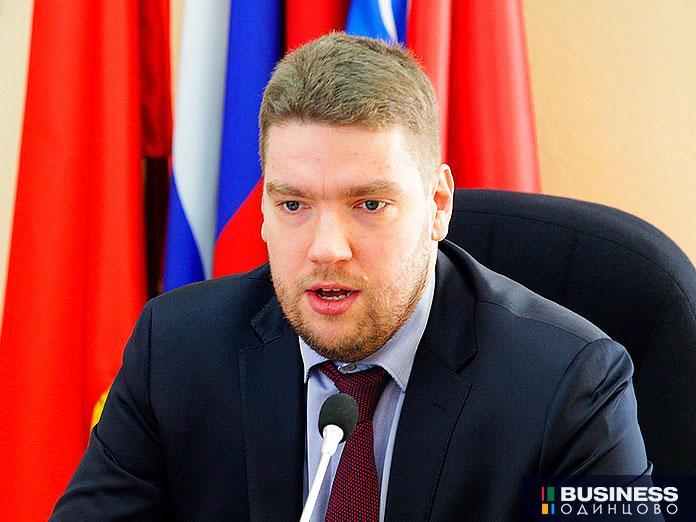 Министр сельского хозяйства и продовольствия Московской области Андрей Разин