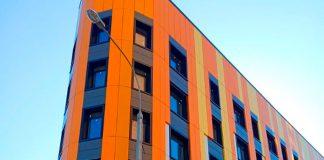 Новый корпус поликлиники №1 в Одинцово