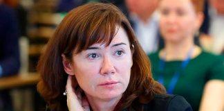 министр культуры Московской области Елена Харламова