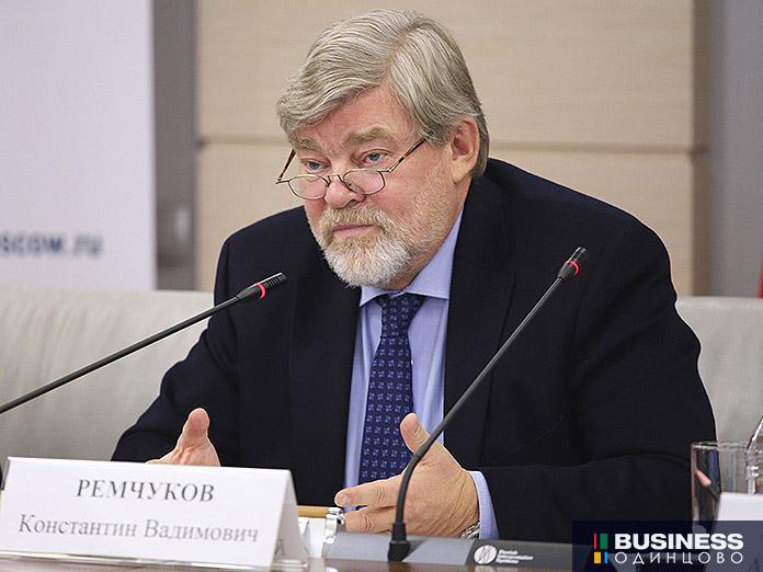 Ремчуков Константин Вадимович - Председатель Общественной палаты