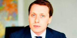 Министр благоустройства Московской области Михаил Хайкин