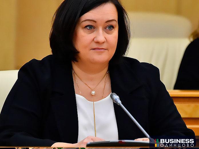 Председатель Комитета по конкурентной политике Московской области Елена Волкова