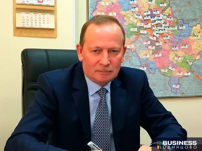 начальник Госадмтехнадзора Московской области Олег Баженов