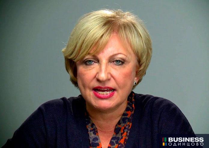 Глава Межрегиональной ассоциации учителей и преподавателей химии Людмила Левина