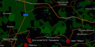 Объекты культурного наследия в Одинцово