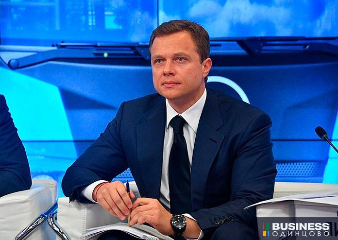 руководитель столичного департамента транспорта и развития дорожно-транспортной инфраструктуры Максим Ликсутов