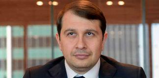 заместитель министра экономического развития Илья Торосов