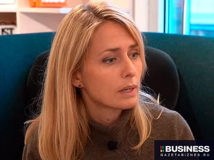 Хелена Хелмерссон - генеральный директор H&M