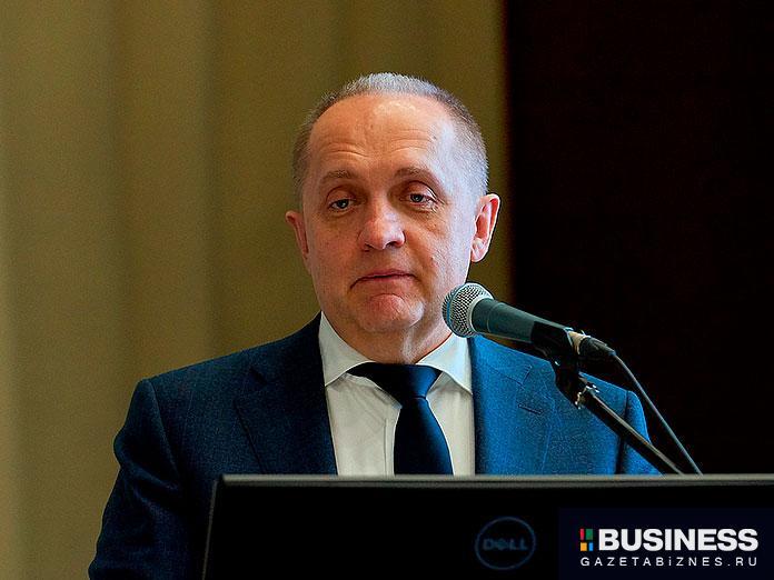 Заместитель министра просвещения РФ Виктор Басюк