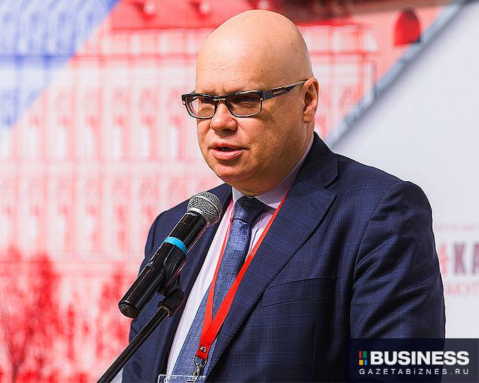 Заместитель министра финансов Алексей Лавров