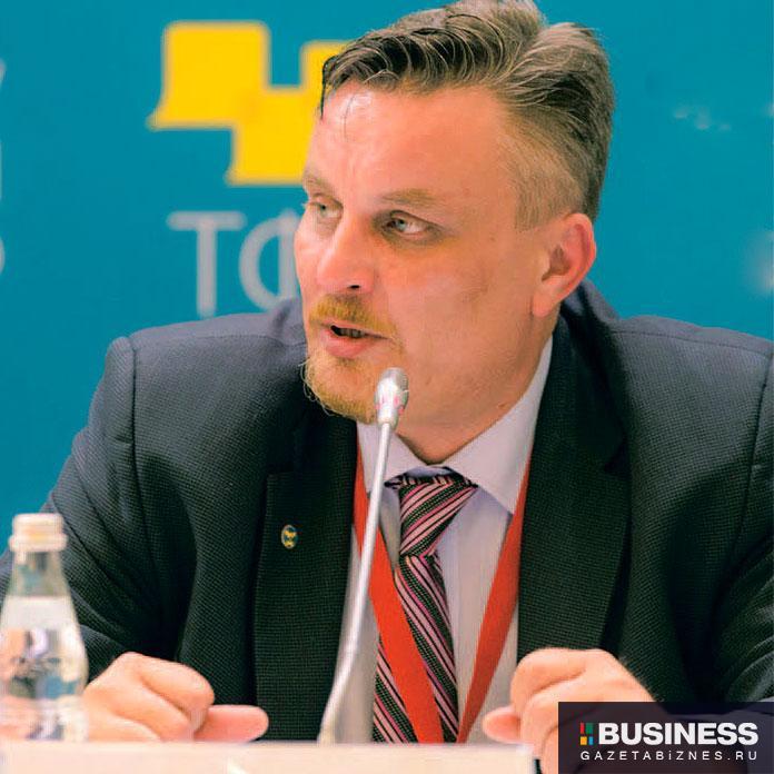 Руководитель центра компетенций Международного евразийского форума «Такси» Станислав Швагерус
