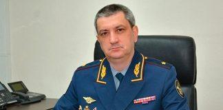 Александр Ветров - начальник УФСИН России по Московской области генерал-майор внутренней службы