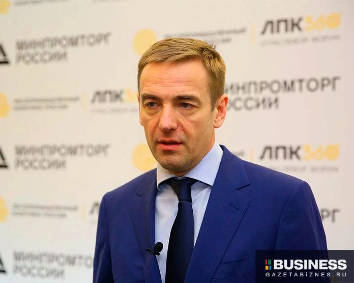 заместитель-министра-промышленности-и-торговли-РФ-Виктор-Евтухов.