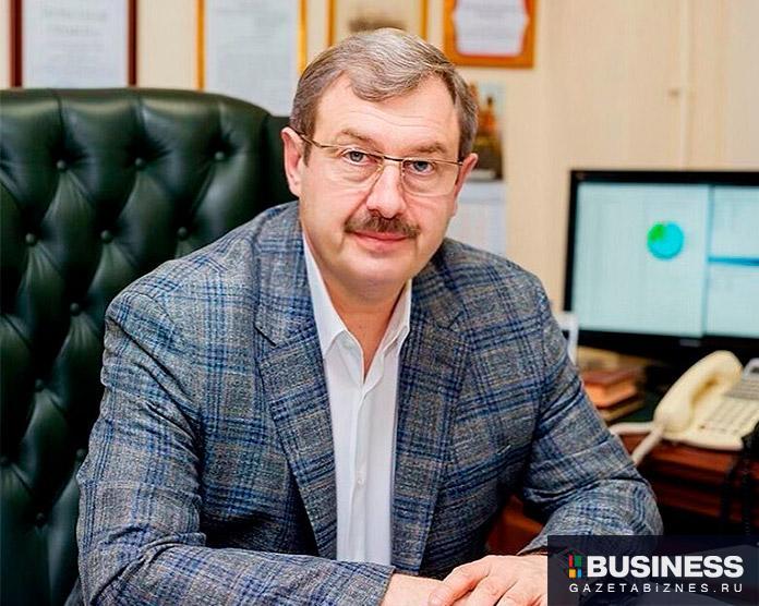 Руководитель московской скорой помощи Николай Плавунов