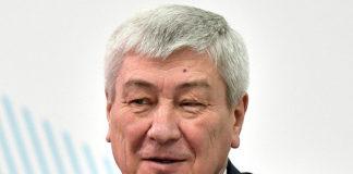 Юрий Чиханчин - директор Федеральной службы по финансовому мониторингу