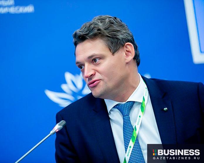 Заместитель председателя правления Сбербанка Кирилл Царев.