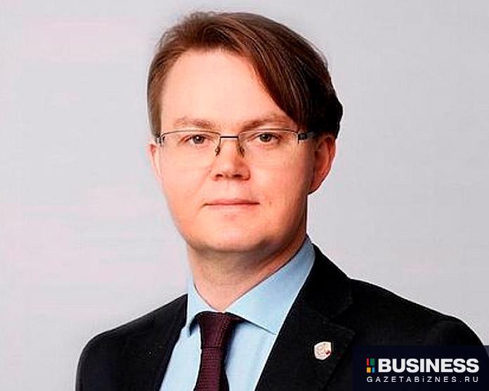 Алексей Херсонцев - замминистра экономического развития