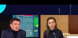Андрей Воробьев и Ирина Каклюгина