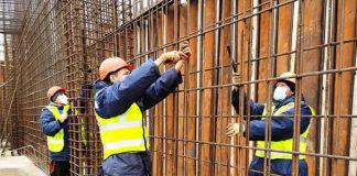 КитайСтрой - строительство второй очереди GreenWood